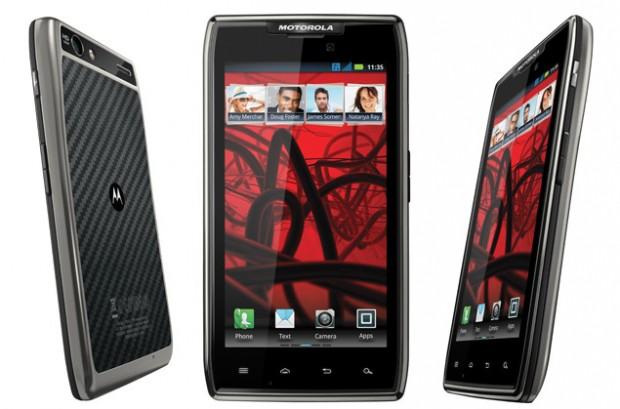 Omtale av Motorola Razr Maxx