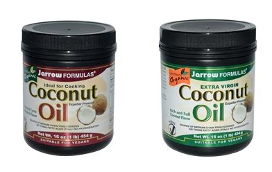 Billig kokosolje hos iHerb!