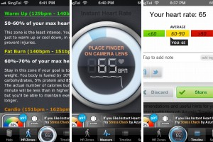 App-tips: Instant Heart Rate