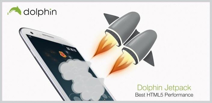 Dolphin browser: Slutt på hakkingen