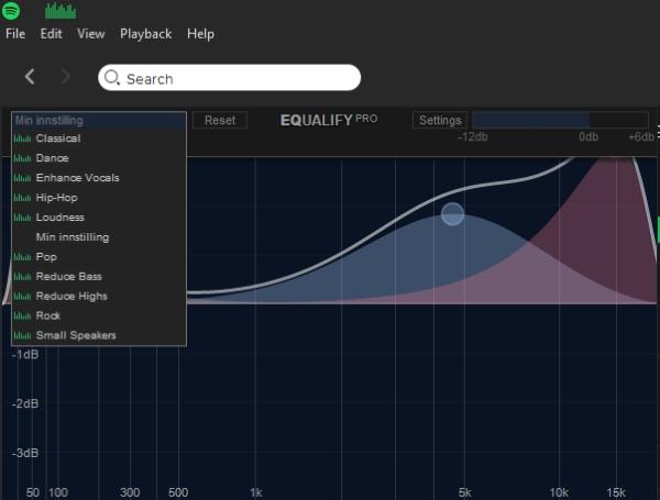 Programvaretips: Equalify Pro