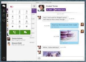 Viber lanserer støtte for videosamtale på PC/Mac