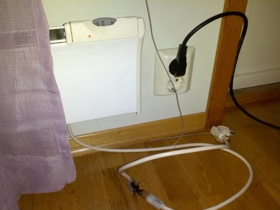 Sjekk det elektriske én gang i måneden!