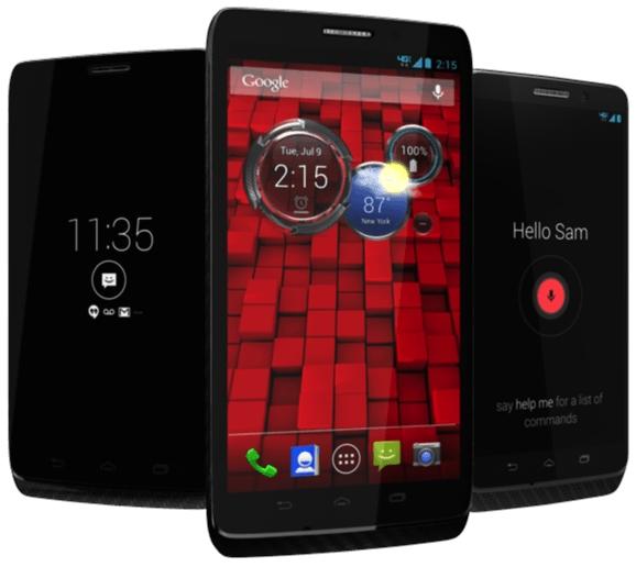 Ny telefon med monsterbatteri fra Motorola