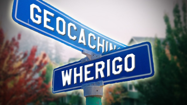 Første Wherigo i boks!