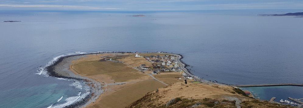 Cachevedlikehold på Godøyfjellet
