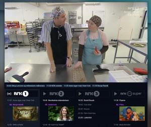 Problemer i NRKs nye nett-TV
