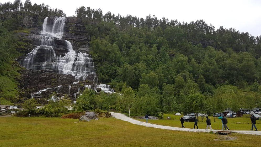 Sommertur dag 7: Siste etappe fra Voss til Stadlandet