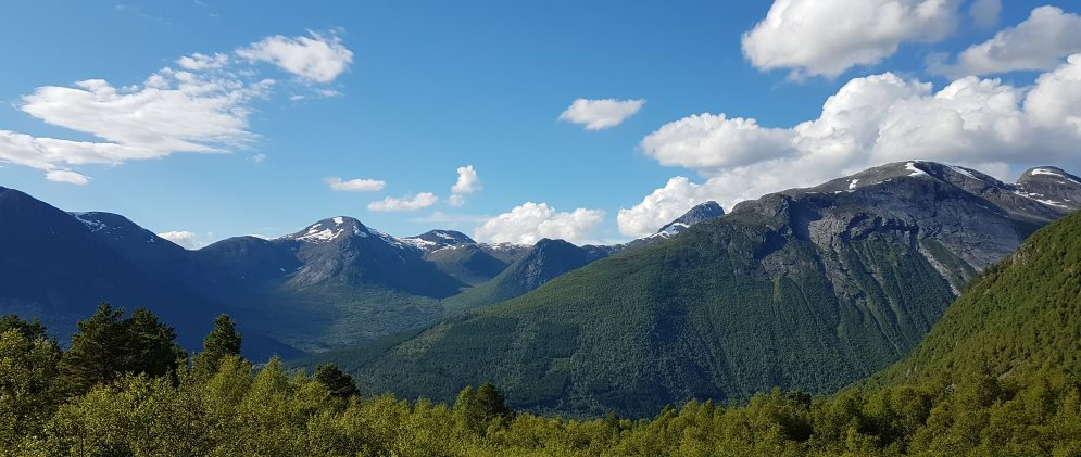 Lørdagstur: Valldal, Tafjord og Trollstigen