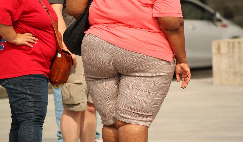Det hjelper ikke å være aktiv som overvektig